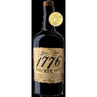 James E Pepper 1776 Straight Rye 50% 750ml