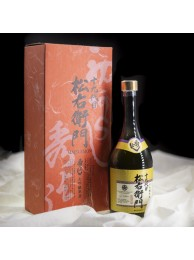 Hideyoshi 松佑衛門19代目 ~ 大吟釀「袋吊雫酒」原酒 72cl