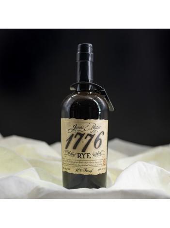 James E Pepper 1776 Straight Rye 50% 75cl