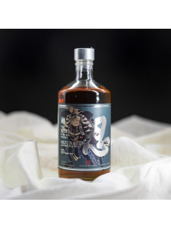 Shinobu 忍 Pure Malt 10 Years Mizunara finish 43% 70cl