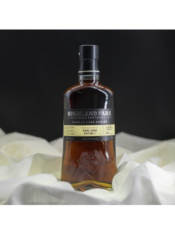 Highland Park Single Cask Series 2003 HK Edition1 16 year 60.4% 70cl