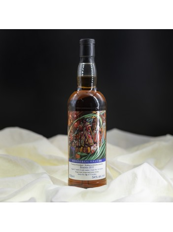 Octave Brackla 2011 7 years 54% 70cl (Finished in Sherry Octave Cask)