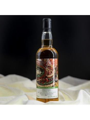 Octave Culdrain 2011 7 years 54.6% 70cl (Finished in Sherry Octave Cask)