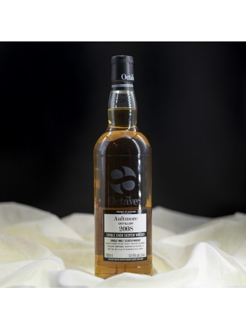 Duncan Taylor Aultmore 2008 9 year Octave Cask 52.6% 70cl