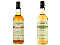 As We Get It HIghland Sherry Cask Single Malt 66.8% 70cl + As We Get It Islay Single Malt 58.9% 70cl