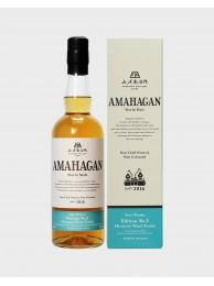 AMAHAGAN World Malt Whisky Edition No. 3 Mizunara Wood Finish 47% 70cl
