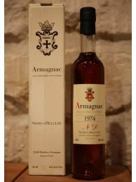 Armagnac Nismes Delclou 1974 40% 50cl