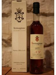 Armagnac Nismes Delclou 1977 40% 50cl