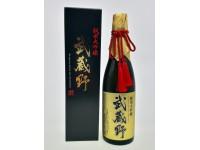 Asahara MUSASHINO 武藏野純米大吟醸 720ml 15%