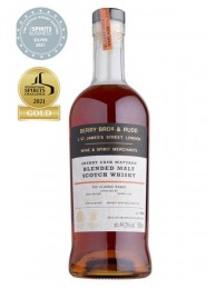 BBR Classic Sherry Cask Blended Scotch Whisky 44.2% 70cl