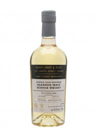 BBR Peat Cask Blended Malt 44.2% 70cl
