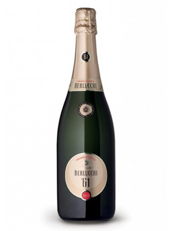 Guido Berlucchi NV 61 Brut 12.5% 750ml