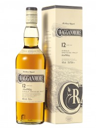 Cragganmore 12 Year Old 70cl / 40%