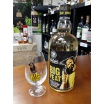 Big Peat (HK edition) 53.1% 70cl with free Big Peat Whiksy Glass
