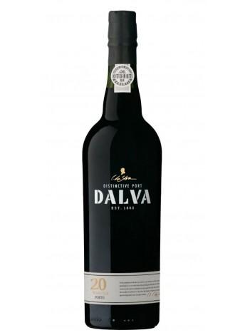 Dalva 20 Years Old Port 20% 75cl