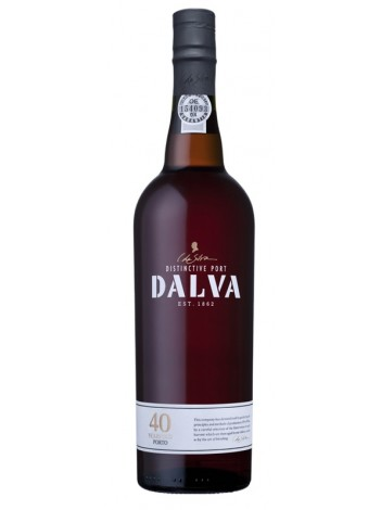 Dalva 40 Years Old Port 20% 75cl