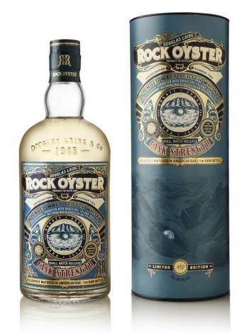 Rock Oyster Cask Strength Batch 2 56.1% abv 70cl