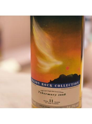 Lillion Rock Collection Tobermory 2008 11yo 54.3% 700ml