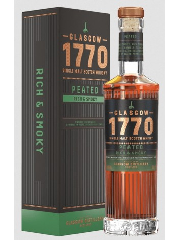 Glasgow 1770 Peated 46% 50cl