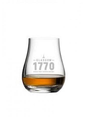 Glasgow Distillery 1770 Tasting Glass
