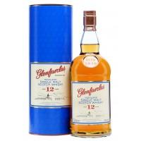 Glenfarclas 12 Year Old 1L, 43%