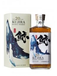 KUJIRA Ryukyu Single Grain Whisky 20 Years 43% 70cl