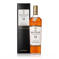 The Macallan 12 Year Old Sherry Oak Single Malt 2018 40% / 70cl