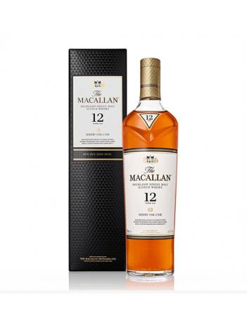 The Macallan 12 Year Old Sherry Oak Single Malt 2018 40% / 70cl