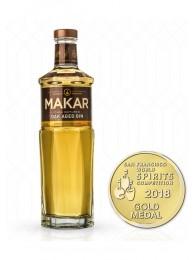 Makar Oak Aged Gin 43% 50cl