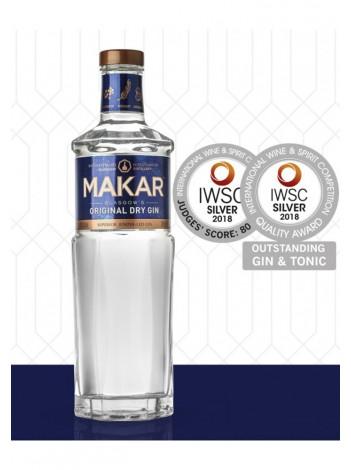 Makar Original Gin 43% 50cl