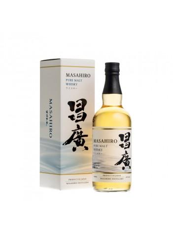 MASAHIRO Pure Malt Whisky 43% 70cl
