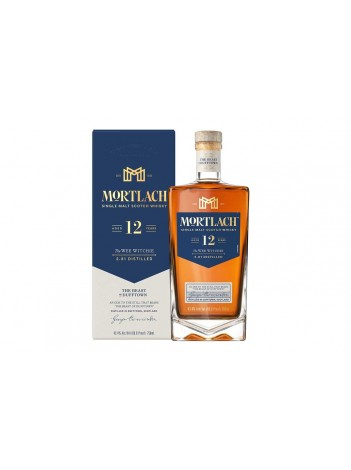 Mortlach 12 Year 43.4% 70cl