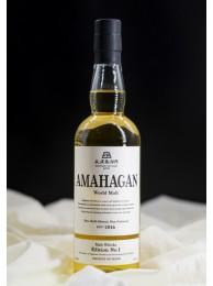 AMAHAGAN Whisky World Malt Edition No. 1 47% 70cl