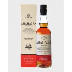 AMAHAGAN Whisky World Malt Edition No. 2 (Red Wine Wood Finish) 47% 70cl