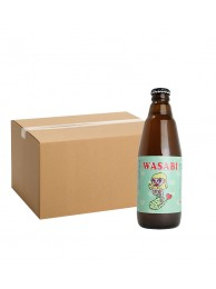 Niigata Craft Beer – Wasabi 310ml x 24 bottles
