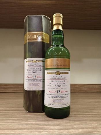 Old Malt Cask Laphroaig 2006 (20th anniversary) 12 Year 50% 70cl