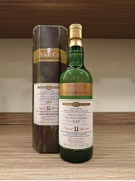 Old Malt Cask Royal Brackla 2007 (20th anniversary) 11 years 50% 70cl