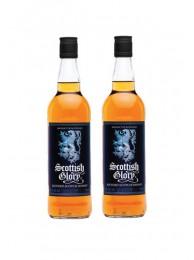 Scottish Glory Blended Whisky 40% 70cl x 2 bottles