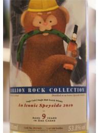 Lillion Rock Collection An Iconic Speyside (Glenxxxclas) 2010 9yo 53.8 abv 70cl