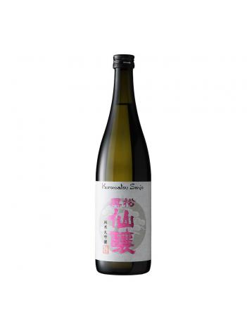 Kuromatsu Senjo 黒松 仙醸純米大吟醸 72cl
