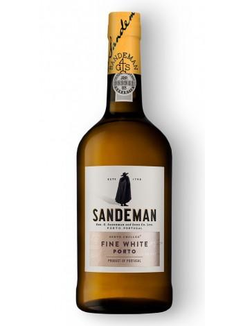 Sandeman Porto Fine White 19.5% 75cl