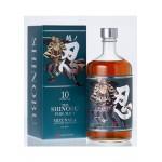 Shinobu 忍 Pure Malt 10 Years Mizunara finish 43% 70cl