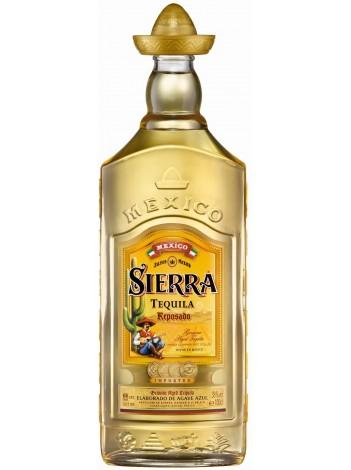 Sierra Tequila Reposado 38% 100cl