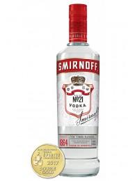 Smirnoff No. 21 Vodka 40% 75cl