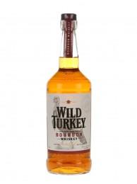 Wild Turkey  Straight Bourbon  70cl / 40.5%