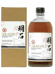AKASHI Single Malt Red Wine Cask Finish Whisky (700ml)