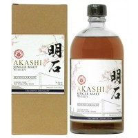 AKASHI Single Malt Red Wine Cask Finish Whisky (700ml)