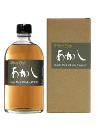 Akashi White Oak Single Malt Whisky 50cl 46%