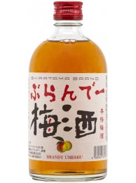 AKASHI Umeshu  Brandy Alcohol: 50cl 14%