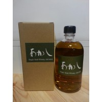 Akashi White Oak Single Malt Whisky 50cl 46%